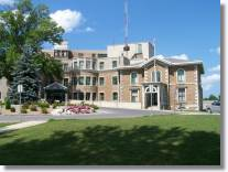 Perth & Smiths Falls District Hospital.